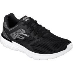 Men's Skechers GOrun 400 Running Shoe Black/White