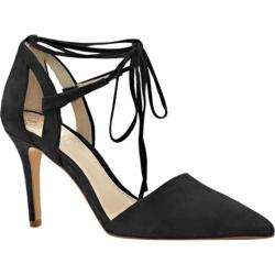Women's Vince Camuto Bellamy Pointed Toe Black Nappa