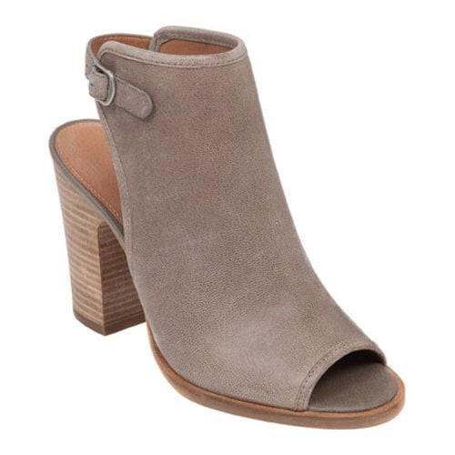 2a6cbe37772b Shop Women s Lucky Brand Lisza Open Toe Bootie Brindle Leather - Free  Shipping Today - Overstock - 11885832