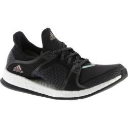 Women's adidas Pure Boost X Trainer Black/Black/Onix