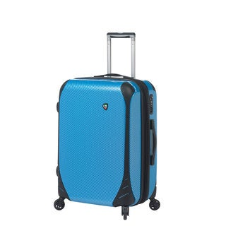 Mia Toro Italy Fibre Di Carbonio Largo 19-inch Hardside Carry-on Spinner Suitcase