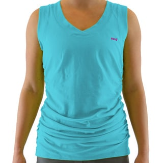 Ryka Women's Cotton Blend Athletic Lightweight Sleeveless Tee