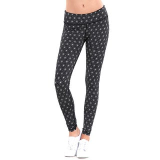 Nikibiki Activewear Celestial Print Long Pants