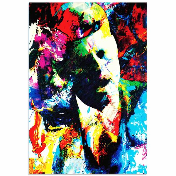 Mark Lewis 'John F Kennedy JFK' Limited Edition Pop Art Print on Metal or Acrylic