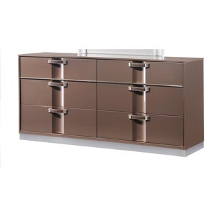 Global Brown Light Dresser