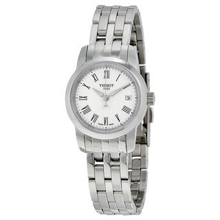 Tissot Women's T0332101101310 Classic Dream White Watch