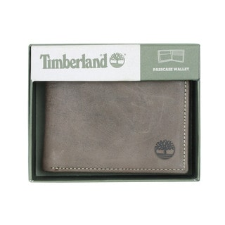 Timberland Men's Leather Wallet