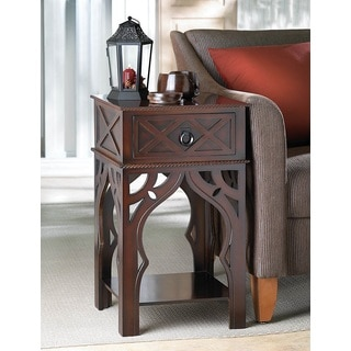Modern Square Accent Table
