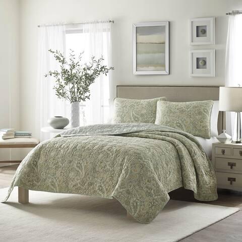 Stone Cottage Emilia Cotton Quilt King Size Set (As Is Item)