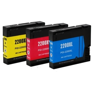 Canon MAXIFY Replacement Ink Cartridge (Pack of 3)