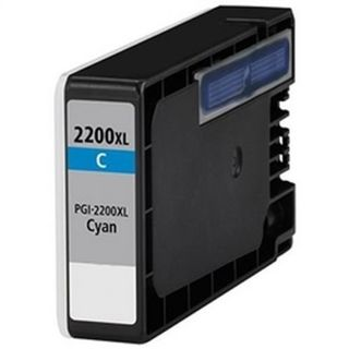 Canon Maxify Cyan IB4020, MB5020 and MB5320 Series Printer Replacement Ink Cartridge