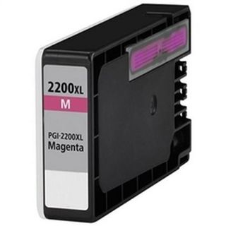 Canon MAXIFY Magenta Replacement Ink Cartridge