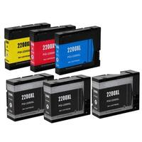 PGI-2200 2200XL Replacement Ink Cartridge for Canon MAXIFY IB4020, MB5020 and MB5320 Series Printers
