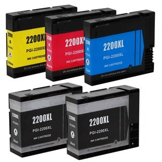 PGI-2200 2200XL Replacement Ink Cartridge for Canon MAXIFY IB4020, MB5020, and MB5320 Series Printers