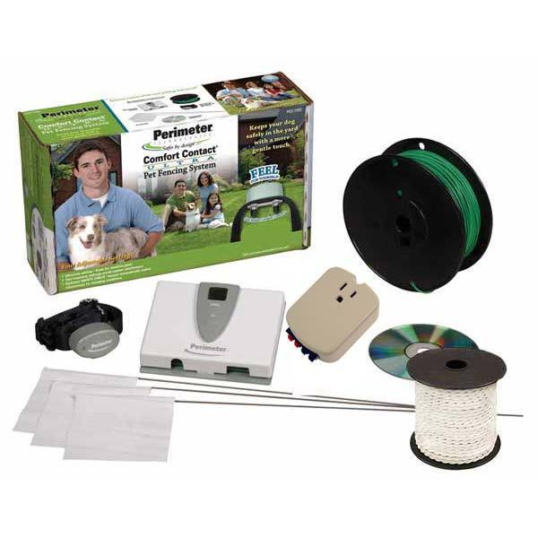 Perimeter Technologies Wireless Pet Boundary Fence System...