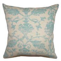 Kabala Floral Throw Pillow Cover