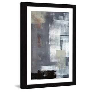 Marmont Hill 'Invisible Variation' Framed Art Print