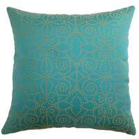 Makemo Dots Throw Pillow Cover