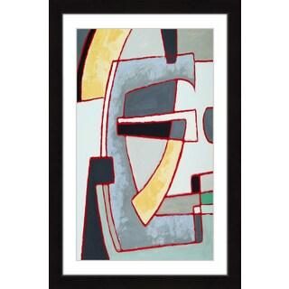 Marmont Hill 'Fragmented Sentiment' Framed Art Print