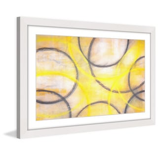 Marmont Hill 'Dance and View' Framed Art Print