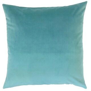Nizar Solid Throw Pillow Cover