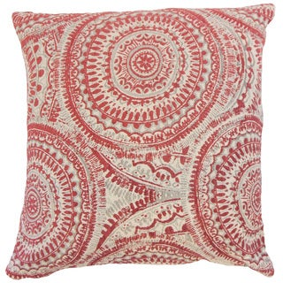 Chione Graphic Throw Pillow Cover