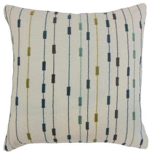 Ancelin Stripes Throw Pillow Cover
