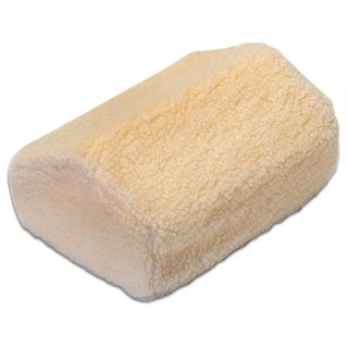 Faux Shearling Foam Leg Pillow