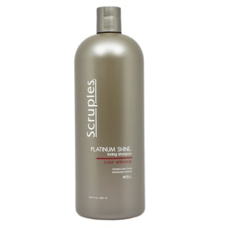 Scruples Platinum Shine 33.8-ounce Toning Shampoo