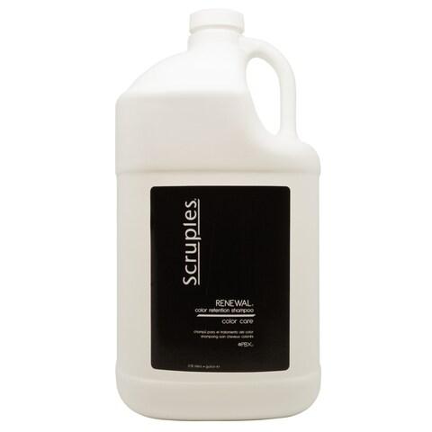 Scruples Renewal Color Retention 1-gallon Shampoo