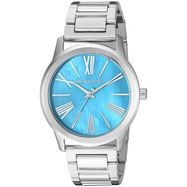 d0401f0ccf2c Shop Michael Kors Women s MK3519  Hartman  Stainless Steel Watch - Free  Shipping Today - Overstock - 11903820