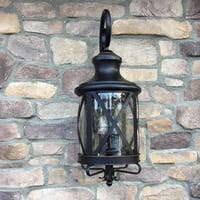 Y-Decor Taysom 3 Light Exterior light in Oil Rubbed Bronze