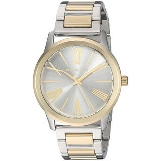Michael Kors Women's MK3521 'Hartman' Two-Tone Stainless Steel Watch