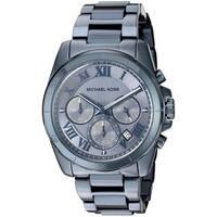 Michael Kors Women's MK6361 'Brecken' Chronograph Blue Stainless Steel Watch