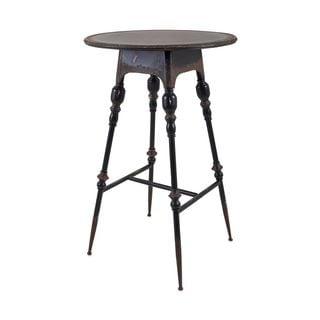 Crestly Metal Bar Table