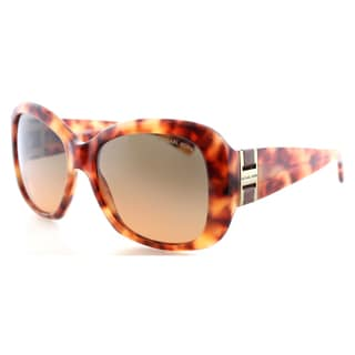Michael Kors Women's Panama MK 2004Q 302795 Red Tortoise Plastic Fashion Sunglasses