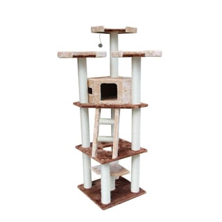 Kitty Mansions Hollywood Cat Tree Furniture