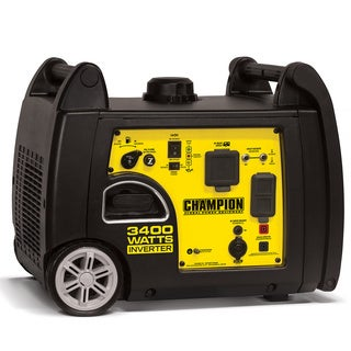 Champion 3400-Watt RV Ready Portable Inverter Generator