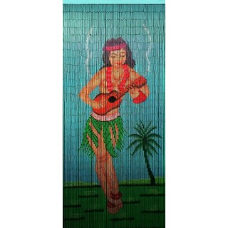 Hula Dancer Curtain (Vietnam)
