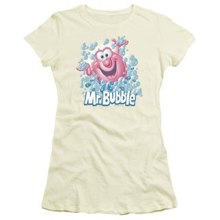 Mr Bubble/Modern Bubble Junior Sheer in Cream/Ivory
