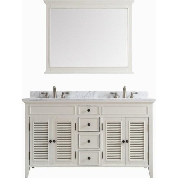 width of double vanity. Piedmont Bathroom 35 inch height x 60 width 22 8 length