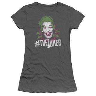 Batman Classic Tv/#Joker Junior Sheer in Charcoal