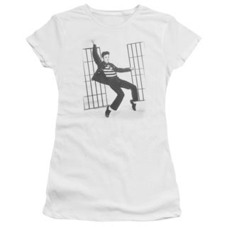 Elvis/Jailhouse Rock Junior Sheer in White
