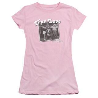 Little Rascals/True Love Junior Sheer in Pink