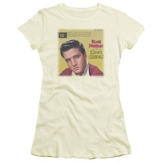 Elvis/King Creole Soundtrack Junior Sheer in Cream