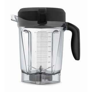 Vitamix Low Profile 64 oz/2.0 L Container, Clear