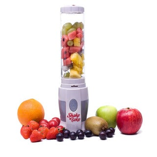 Ideal Products Shake N Take Sports Bottle Blender