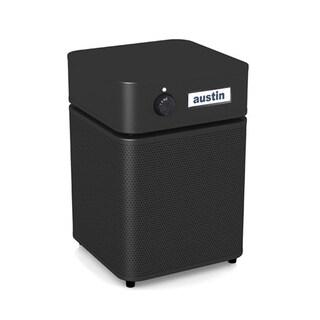 Austin Air Healthmate Junior Air Purifier Machine - Black