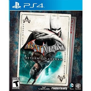 Batman: Return to Arkham-For PS4
