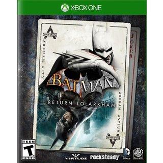 Batman: Return to Arkham-For Xbox One